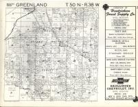 Greenland T50N-R38W, Ontonagon County 1959